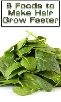 8 Foods to Make Hair Grow Faster http://fitering.com/foods-to-make-hair-grow-faster/
