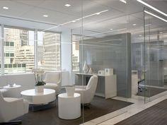 Sanders Capital, NY Lounge The Mufson Partnership