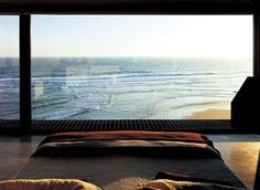 incredible bedroom view