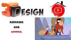 KARAVANA SAM  ((HD)) Cartoon, Film, Music, Youtube, Design, Movie, Musica, Musik, Film Stock