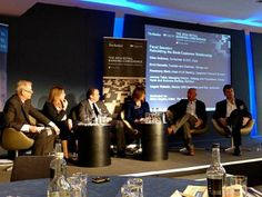 Top photos and insights from the Financial Times 2014 Retail Banking Conference on digital banking, social media and innovation.
