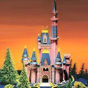 Cinderella's Castle  #Disney #papercrafts