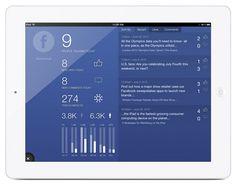 FB iPad UI