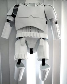 If you're wondering how to make a Stormtrooper costume, you aren't alone. The iconic infantry soldier of the Empire from the Star Wars films is an easily recognizable and popular choice for a costume.