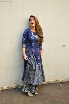 Kareena Kapoor at udta Punjab photoshoot on June 2016 / Kareena Kapoor - Hamara Photos Pakistani Dresses, Indian Dresses, Indian Outfits, Kurta Designs, Indian Attire, Indian Wear, Anarkali, Lehenga, Sarees