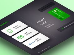 Privat Terminal Kiosk — Welcome Screen by Alty