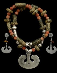 NATIVE SILVER - Ethnic Jewelry: Necklaces More