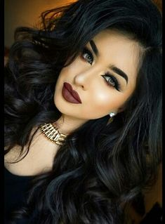 Gorgeous Makeup: Tips and Tricks With Eye Makeup and Eyeshadow – Makeup Design Ideas Make Up Looks, Beauty Makeup, Hair Makeup, Hair Beauty, Gorgeous Makeup, Gorgeous Hair, Amazing Makeup, Dead Gorgeous, Tips Belleza