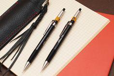 文具迷系列:Pentel PG5自動鉛筆