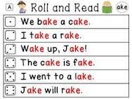 Roll and read word wall enables students to be able to connect sound and print letters hence being able to read.This can be well illustrated through the phonemic word wall