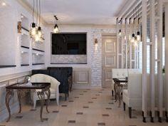 дизайн интерьера - Главная - Кафе