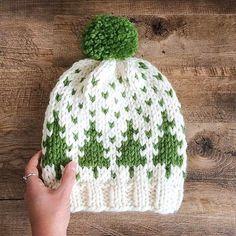 Timber Toque Knitting Pattern Fair Isle Fair Isle Knit Hat  d3276a512306