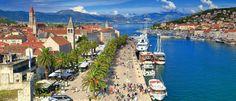 Trogir- medieval town in Croatia