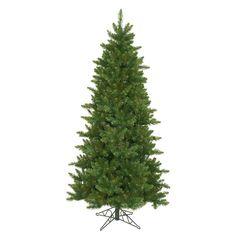 14' Eastern Pine Slim Artificial Christmas Tree - Unlit