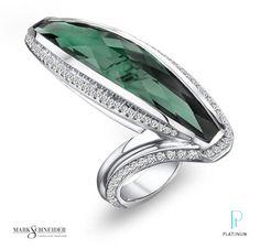 CaliRoseJewelry 10k Gold Hamsa Hand Heart Diamond Charm Pendant Necklace