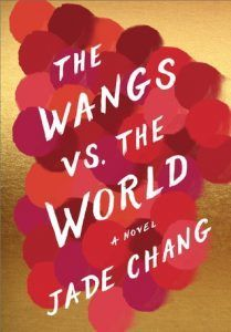 My book rec this week is: The Wangs vs the World, which is about making the choice between your old life and your new one & anyone can understand that! Read more: WOW: The Wangs vs the World http://editingeverything.com/blog/2016/06/01/wow-wangs-vs-world/