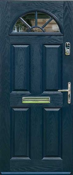 View Composite Doors from 5 Star Windows and see why homeowners in Worcestershire including Kidderminster, Worcester, the West Midlands and beyond choose our Composite Front & Back Doors for their home. Composite Door, Back Doors, Composition, Entryway, Windows, Star, House, Ideas, Entrance