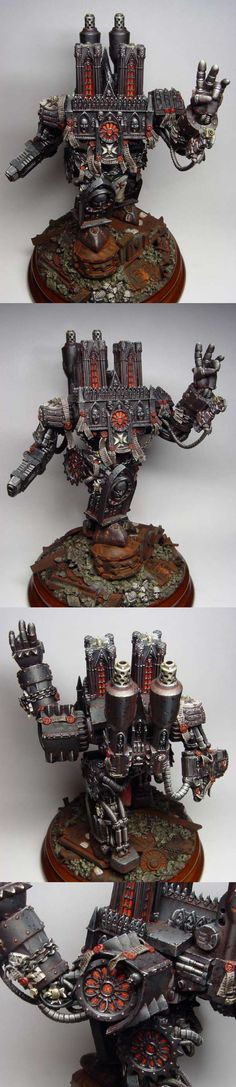Father of hate - Black templars venerable dreadnought