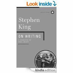 LEIGH (Memoir & How-To):  On Writing: A Memoir Of The Craft ~ Stephen King - Amazon