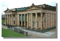 National Gallery of Art in Edinbourgh