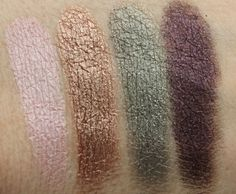Urban Decay Heartless Sidecar Snare Uncut Swatches