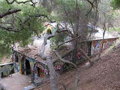 Rustic Canyon: Hiking from the Murphy Ranch Nazi Compound to Camp Josepho
