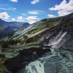 #hiking #altay #instaaltay #mountains #sky #stream #rocks #clouds #алтай #поход