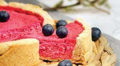 Zdravá cvikla. A hriešne dobrý cviklový koláč | LepšíDeň.sk Beetroot, Cheesecake, Fit, Shape, Cheesecakes, Cherry Cheesecake Shooters