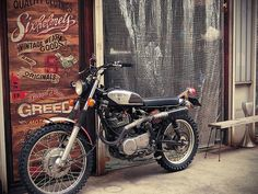 Greed Motorcycles