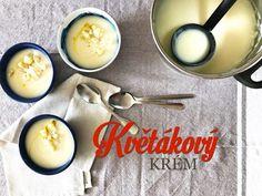 jak ochutit polévku a květákový krém