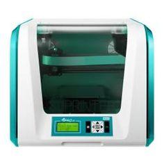 La calibrazione della stampante 3D per le stampe può essere estremamente complicata, ma con la Da Vinci Jr. non è più un problema. Questa stampante 3D facile da usare non richiede alcuna calibrazione