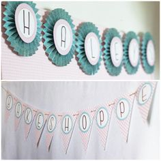44 Best Crafts Paper Banners Pennants Images Garlands