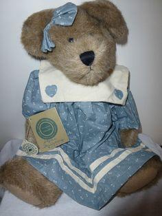 Skylar Thistlebeary Boyds bears bear plush dressed by MrMagoos, $19.99