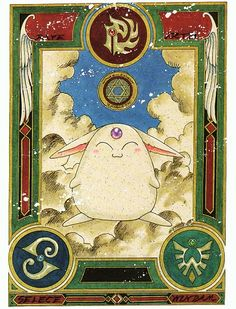 Magic Knight Rayearth, Mokona Modoki