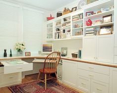 Built In Corner Desk Design, Pictures, Remodel, Decor and Ideas - page 2