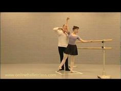 ▶ Online Ballet: Tendu - YouTube: 3 very difficult tendus!