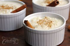 Rice pudding is one of the most comforting desserts, perfect for all seasons as it can be served hot in cold days or chilled in the summer days.