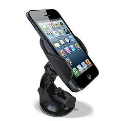 Car Phone Holders http://www.amazon.com/Phone-Holder-Apple-iPhone-Galaxy/dp/B00L1P4WMU