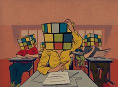 Rubik's exam