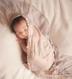 do this if you have a newborn.  this is pretty.  :)