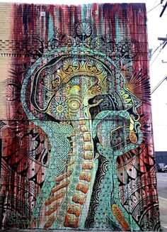 Street Art NYC in L.A. with: Beau Stanton, Pixel Pancho, Fin DAC & Christina Angelina, Lady Aiko, Hueman and Roa