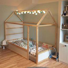 maternidad 10 ideas para kura la cama ms verstil de ikea de lunares y naranjas bunk bedikea