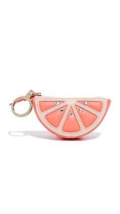 Kate Spade New York Кошелек для монет Grapefruit