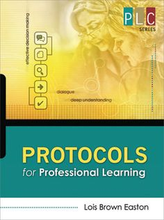Protocols are the alternative to open-agenda meetings that turn into admiring problems, whole-group discussions with no parameters and unstructured time that feels unproductive. Specifically, chapter five focuses on protocols that address issues and problems. Another great book for a coach's communication toolkit.