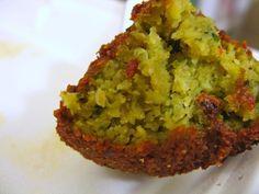 I felafel: Il gusto delle polpette vegetariane   Ginger & Tomato