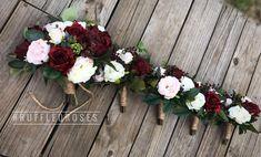 Boho Bouquet, Burgundy Blush Bouquet, Bridal Bouquet, Wedding Bouquet, Wine Bouquet