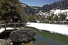 Parque natural de la Laguna Negra y los circos glaciares de Urbión #Pinares #Burgos #Soria #Spain