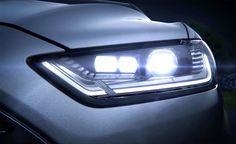 Ford testa faróis que identificam pessoas no escuro