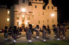 Getting Married in Scotland | A Blair Castle Wedding