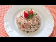 Pastinha de atum e cottage - Blog da Mimis
